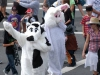 Animal fun in the parade