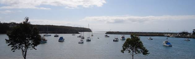 Ulladulla Harbour NSW