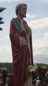 St Peter patron saint of Fisherman Ulladulla